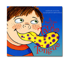 A Bad Case of Tattle Tongue Storybook