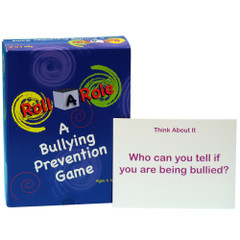 Roll-A-Role: Bullying Prevention Game Cards