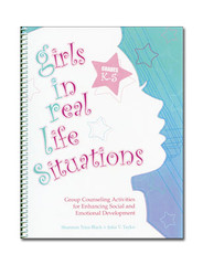Girls in Real Life Situations with CD: Grades K-5