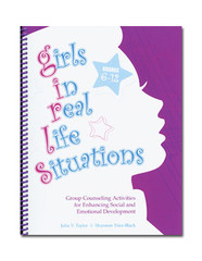 Girls in Real Life Situations with CD: Grades 6-12