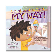 I Just Want to Do It My Way! with Audio CD