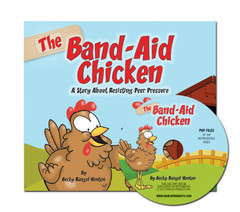 The Band-Aid Chicken & Activity/Ideas CD