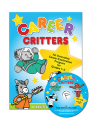 Career Critters with CD