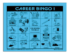 Career Bingo I