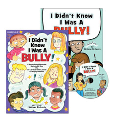 I Didn't Know I Was a Bully! Lesson Book & Storybook with CD