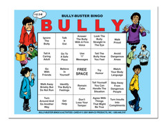 Bully-Buster Bingo with CD