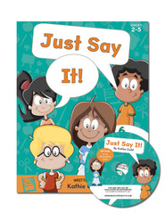 Just Say It! with CD