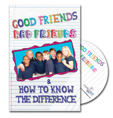 Good Friends, Bad Friends and How to Know the Difference DVD