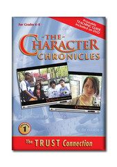 The Character Chronicles: The Trust Connection DVD