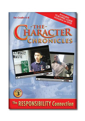 The Character Chronicles: The Responsibility Connection DVD