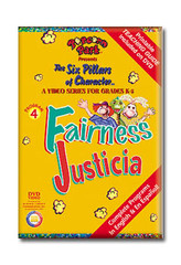 Popcorn Park Presents the Six Pillars of Character: Fairness DVD