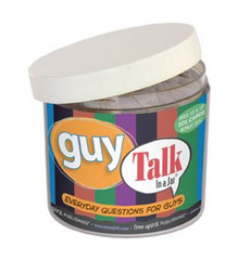 Guy Talk In a Jar