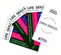 Life-Skills Cards for Totika Stacking Game