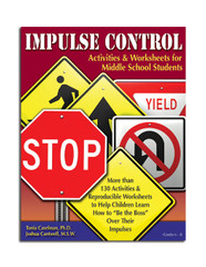Impulse Control Activities for Middle School Students with CD