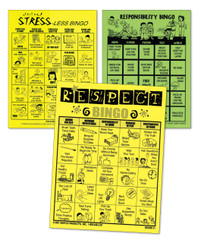 Behavior Bingo Game 3-Pack