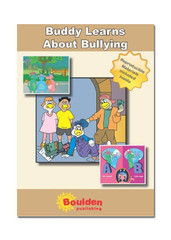 Buddy Learns About Bullying DVD/CD Kit