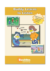 Buddy Learns to Listen DVD/CD Kit