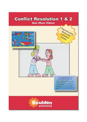 Conflict Resolution 1&2 Quiz Show DVD/CD Kit
