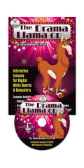 The Drama Llama Interactive Lessons CD