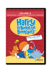 Harry and His Bucket Full of Dinosaurs: Volume 3