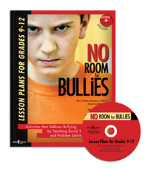 No Room for Bullies & CD: Lesson Plans for Grades 9-12