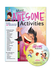 More Awesome Activities with CD