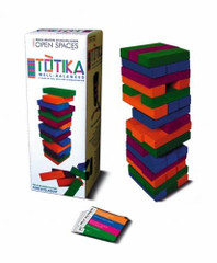 Totika Set Totika Stacking Game with All 6 Card Decks