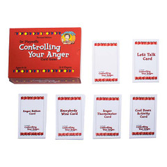 Dr. PlayWell's Controlling Your Anger Card Game