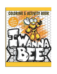 I Wanna Bee Careers Activity and Coloring Book