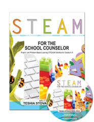 STEAM for the School Counselor with CD