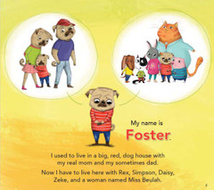 Foster Care: One Dog's Story of Change
