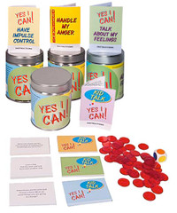 Yes I Can!  Set of 4 Games