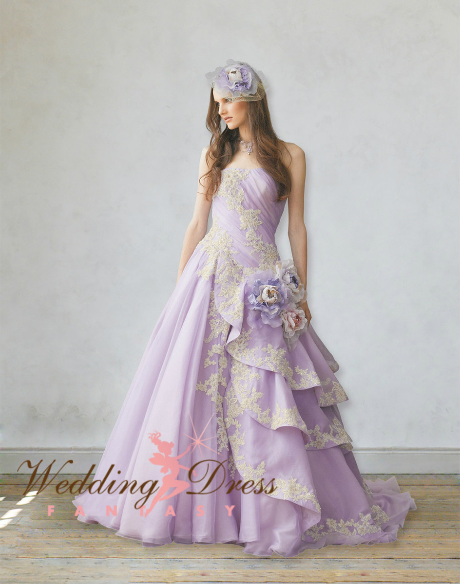 Best 25+ Lavender wedding dress ideas on Pinterest | Bridesmaid ...