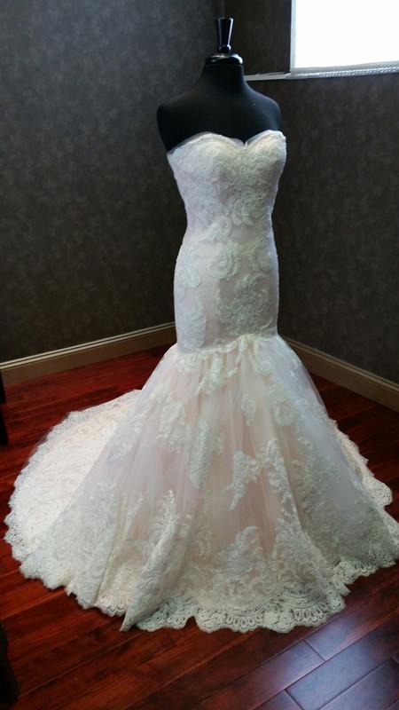Pink wedding dresses blush pink wedding dresses junglespirit Choice Image
