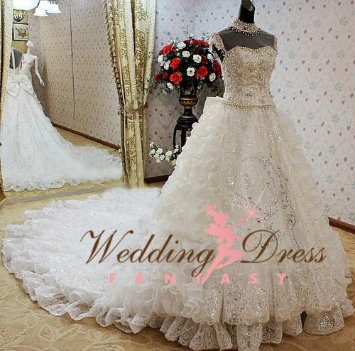 Gypsy Wedding Dress 1