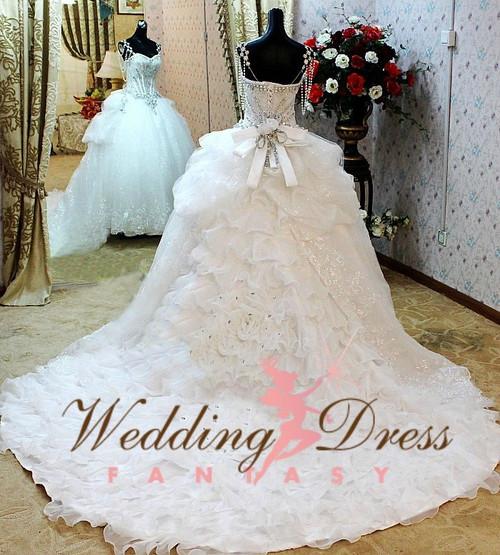 Gypsy Wedding Dress 3