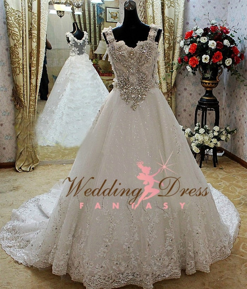 Gypsy Wedding Dress 7