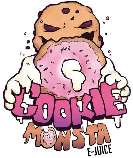 Image result for cookie monsta ejuice