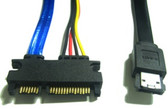 eSATA Cable Kit Option