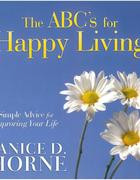 BK: The ABCs for Happy Living