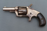 Southron Spur Trigger Revolver  Left Side