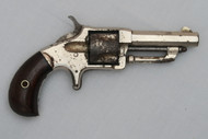 Wesson & Harrington No 3 First Type 32 Caliber Revolver Right Side