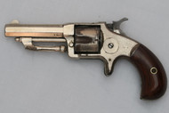 Wesson & Harrington No 3 First Type Revolver left Side