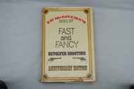Ed McGivern's Book of Fast and Fancy Revolver Shooting Front Cover