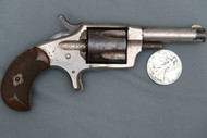 Hopkins & Allen Ranger No. 2 Spur Trigger Revolver Right Side