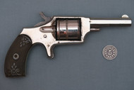 Hopkins & Allen Mfg Co Dictator Spur Trigger Revolver Right View