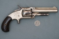 Smith & Wesson No. 1 1/2 New Model (2nd Issue) Revolver Right Side