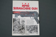 The MP40 Submachine Gun book front cover