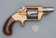 Whitneyville Armory No 2 1/2 38 Rim Fire Revolver S# 245 Right Side