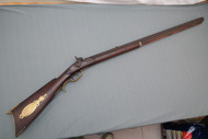 Percussion Half Stock Sporting Rifle Marked MOLL